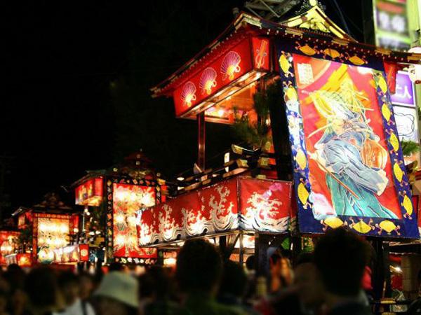 田名部神社例大祭